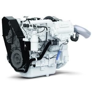 40455FM85_Marine_Engine_LftFt_F